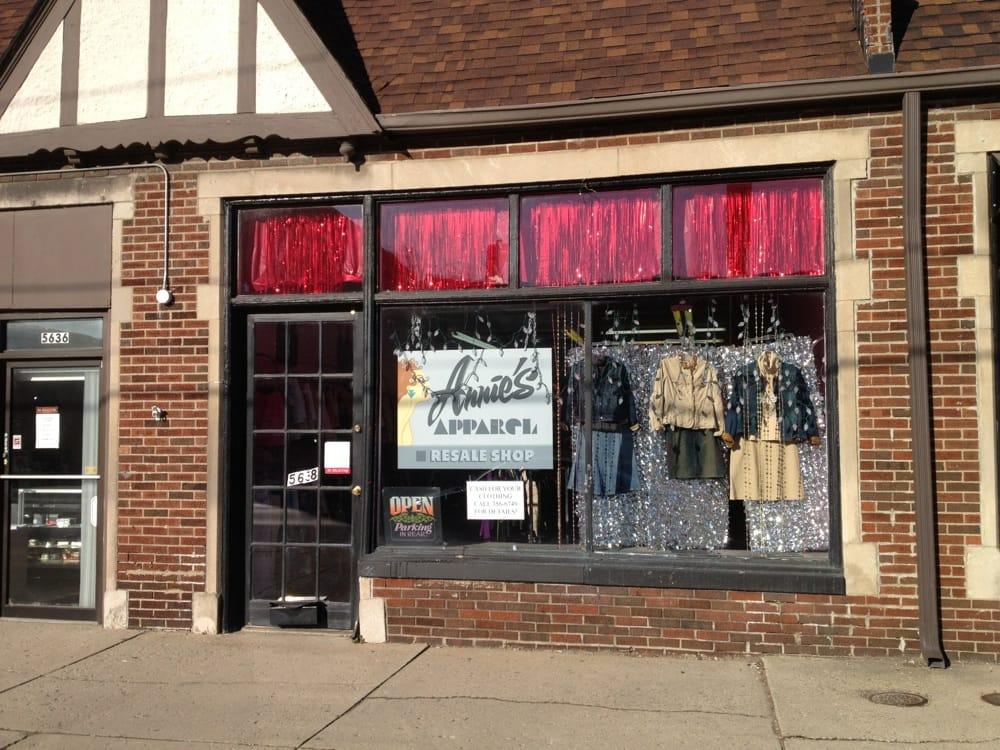 annie s apparel resale shop closed vintage second
