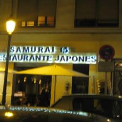 Restaurante Samurai, Valencia, Spain