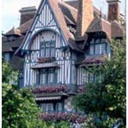 Villa Strassburger, Deauville, Calvados, France
