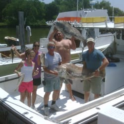 Katherine charter fishing fishing yelp for Deale md fishing charters