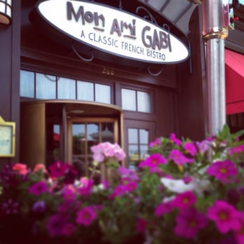 mon ami gabi oak brook il united states love eating outside at