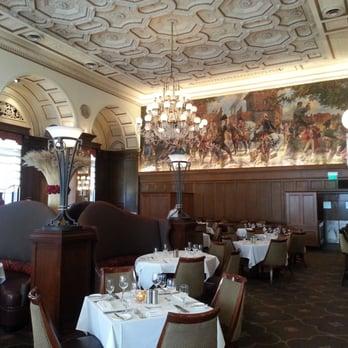 William Penn Hotel Terrace Room Restaurant