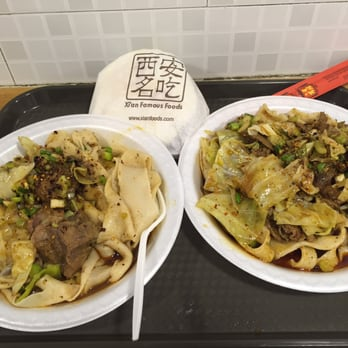Xian Famous Foods 599 Photos Chinese Midtown West New York