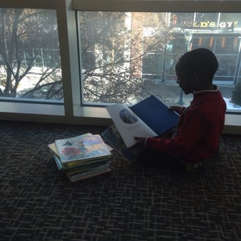 Germantown Library Md Discovery Room