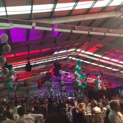 Grad ball 2014 at Gannochy Sports Centre