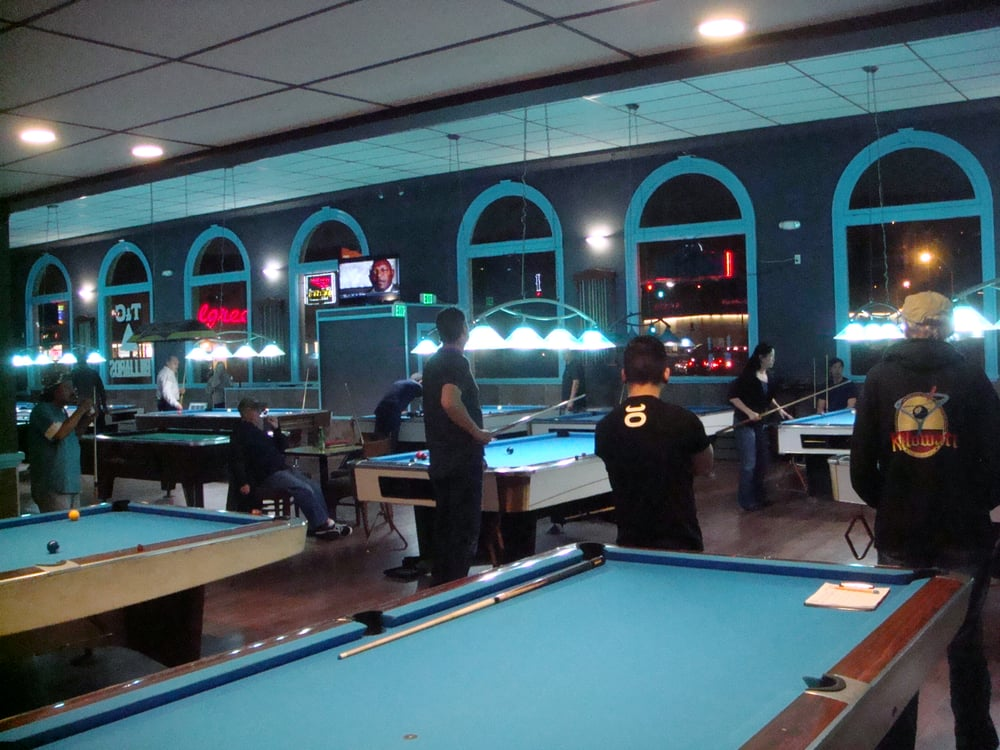 Town Amp Country Billiards Pool Halls Daly City Ca
