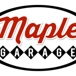 Maple Garage logo