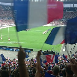 Stade de France - Saint-Denis, France. France - Angleterre (22/08/2015)