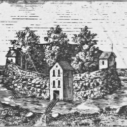 Burg Arnesvelde, Ahrensburg, Schleswig-Holstein, Germany