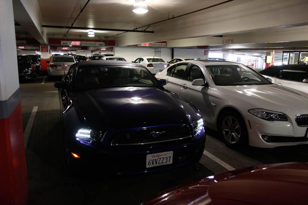Avis Car Rental Near O