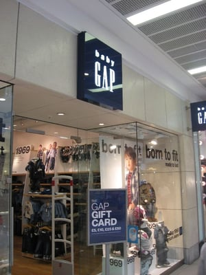 Find your nearest Baby Gap store locations in United States.