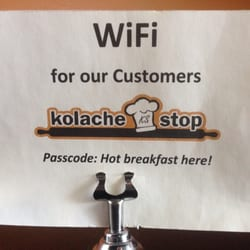 Kolache Stop logo