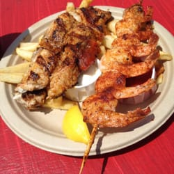 Berth 55 fish market and seafood deli yellowtail and bbq for Long beach fish market