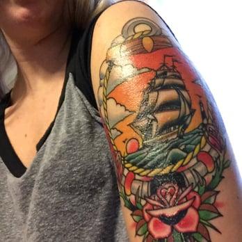Memento tattoo 25 photos tattoo grandview heights for Tattoo columbus ohio