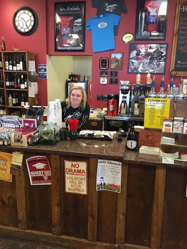 Sturgis (SD) United States  city photos : Sturgis Coffee Company Coffee & Tea Sturgis, SD Yelp
