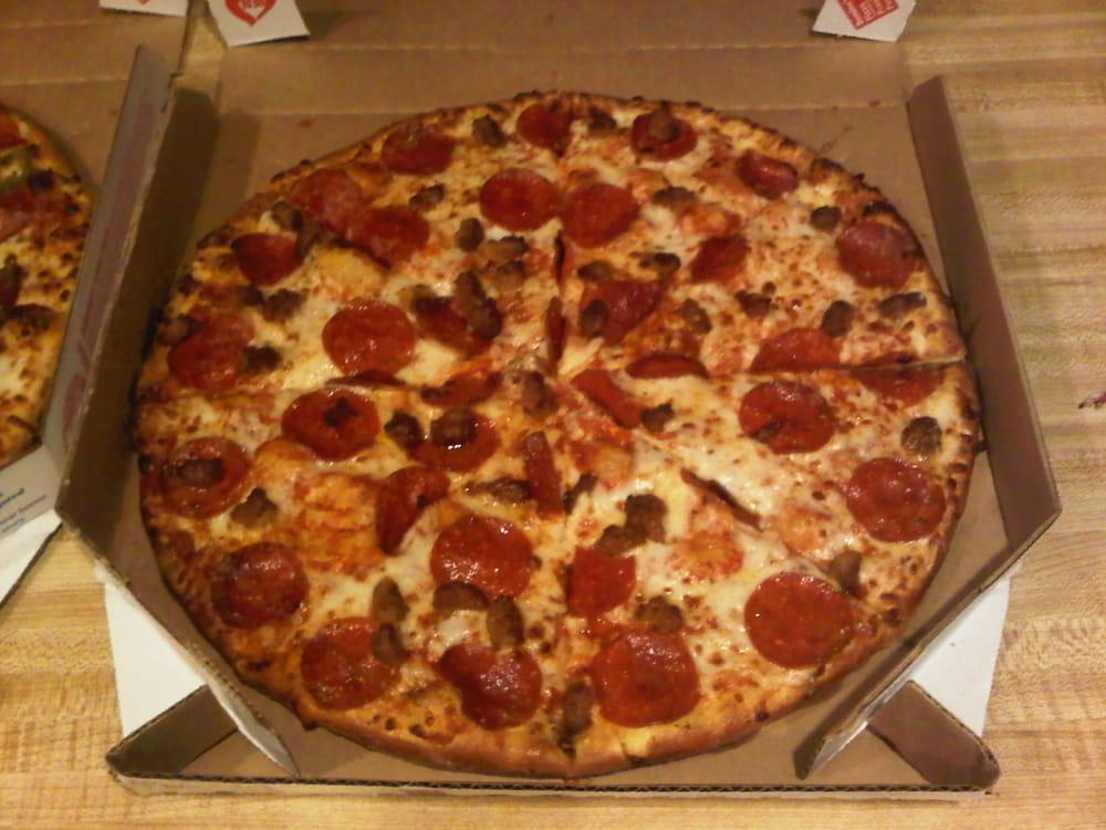 Domino S Pizza Long Beach Ca