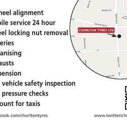 Chorlton Tyres Ltd, Manchester