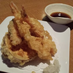 Z Sushi - Fried tempura (combination meal) - Alhambra, CA, Vereinigte Staaten