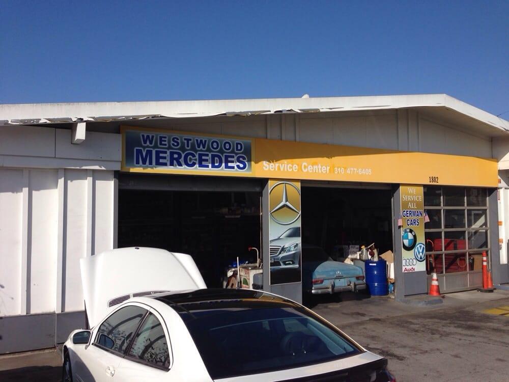 Westwood mercedes autowerkstatt santa monica santa for Mercedes benz of santa monica