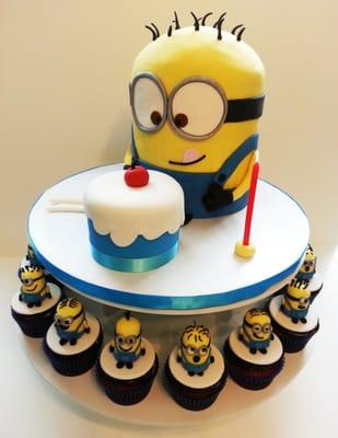Mini Cakes Miami