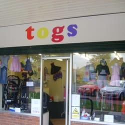 Togs, Morpeth, Northumberland