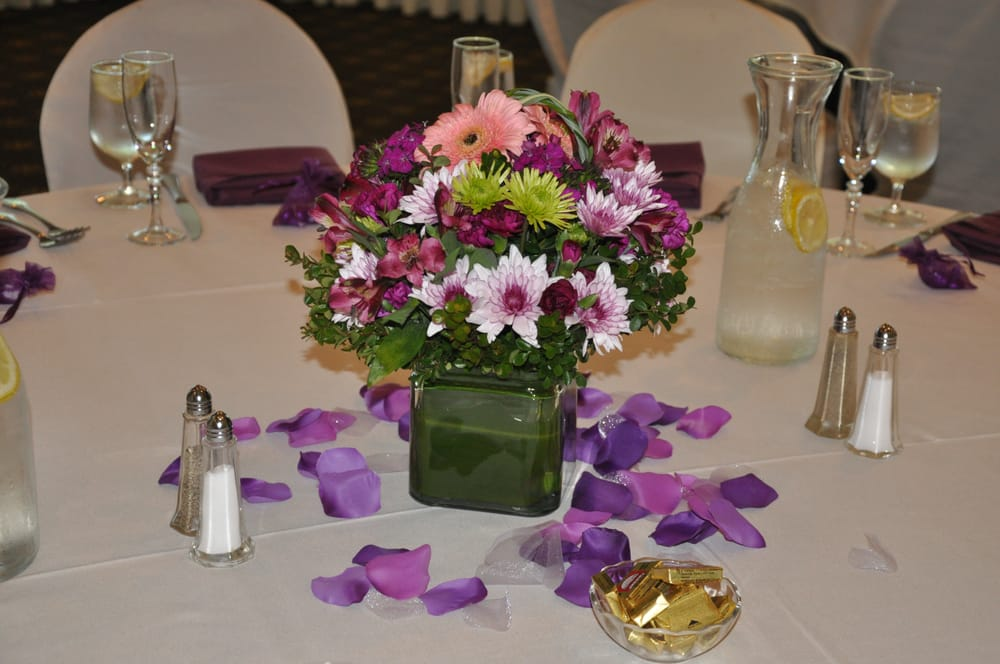 Has Anyone Ordered Wedding Flowers From Costco : Flowers centerpiece flower arrangements from kms floral