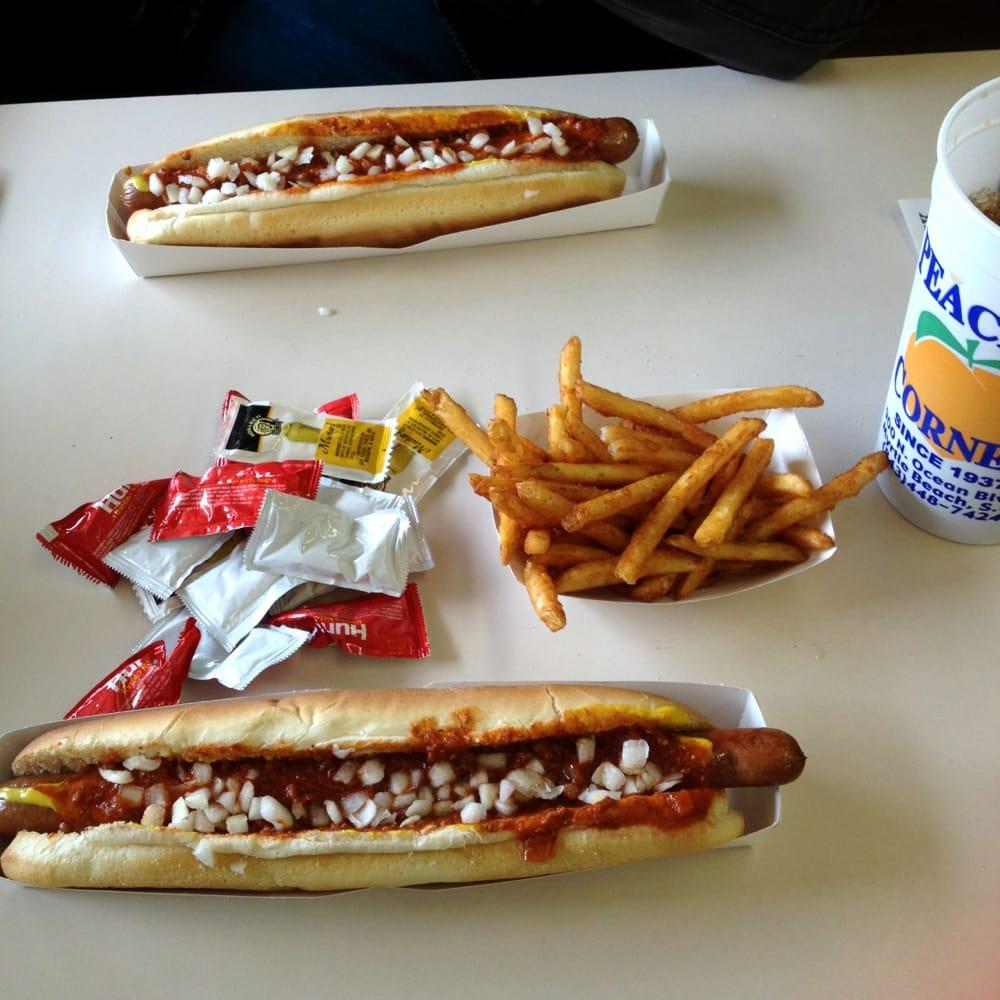 Pulled Pork Hot Dogs Myrtle Beach Sc