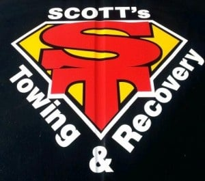 Scott's Towing & Recovery Service - Suitland, MD, United States. Our logo