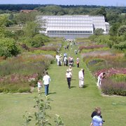 The Royal Horticultural Society Garden Wisley, Woking, Surrey, UK