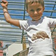 Berliner Bär Kindershirt aus 100%…