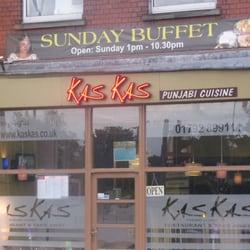 Kas Kas Indian Restaurant, Swansea