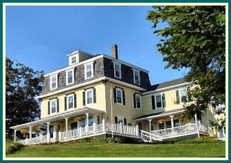 Harbor House Inn - Boothbay Harbor, ME, États-Unis