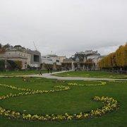 Mirabell Gardens - Salzburg Austria