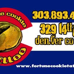 Fortune Cookie Tattoo logo