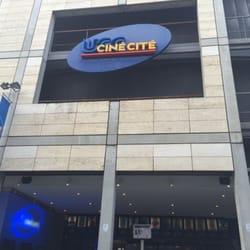 La façade du cinéma!!