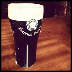 Pint of dark