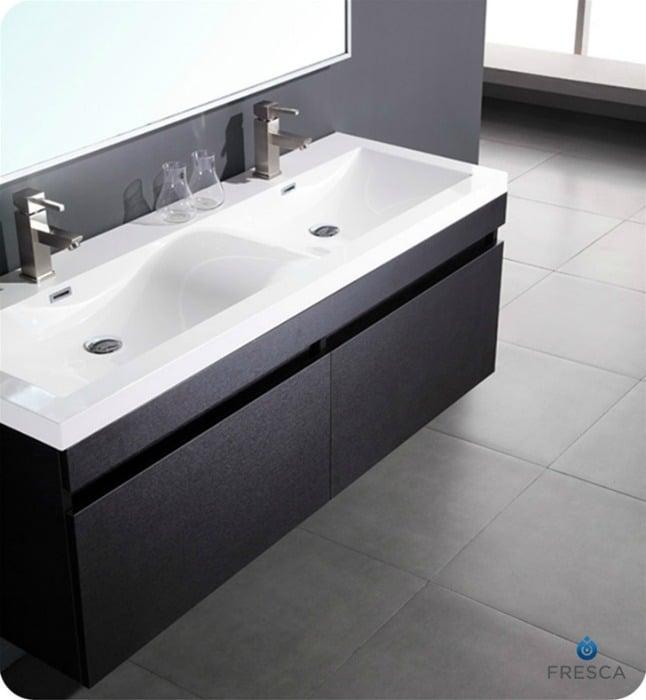 Popular 60quot Vanity  Double Vanity  Perfect Bath Canada