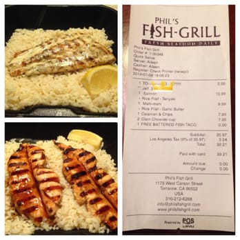 Phil s fish grill 208 reviews fish chips torrance for Phils fish grill