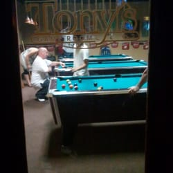 Tony's An American Grille & Tap - Pool Room - Roswell, GA, Vereinigte Staaten