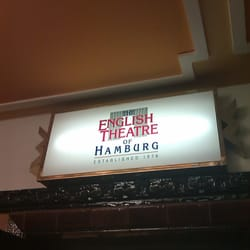 The English Theatre of Hamburg, Hamburg