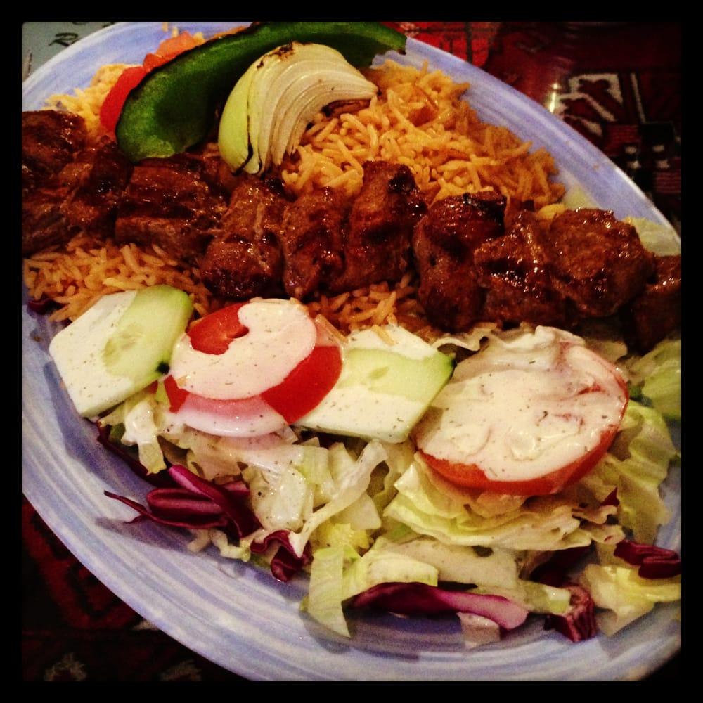 Ariana afghan kebab restaurant 84 photos middle for Ariana afghan cuisine menu
