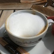 Combibos Coffee, Oxford