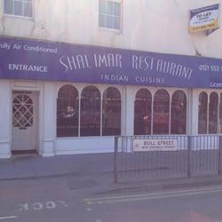 Shalimar Restaurant, West Bromwich, West Midlands