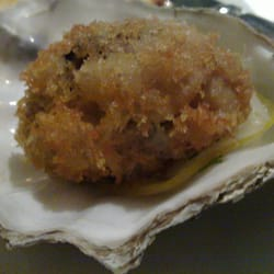 fried oyster (plate of 5)