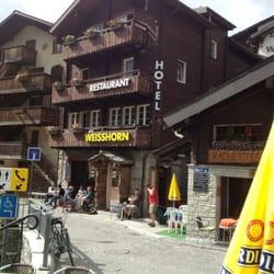 Hotel Weisshorn, Zermatt, Valais, Switzerland