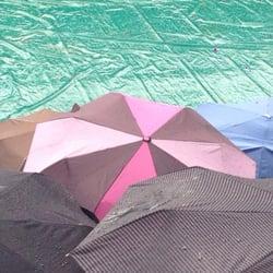 Ohne Regen nicht vorstellbar