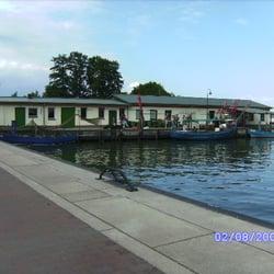 Fischereihafen von Altwarp