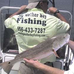 Big mother bay fishing south padre island tx yelp for Bay fishing spi