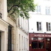 Hôtel de Notre Dame, Paris