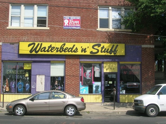 Waterbeds n stuff mattresses university district for Waterbeds and stuff